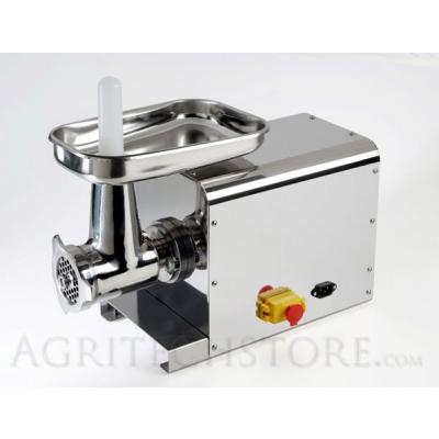 Picadora Reber INOX 10028 Nº 12  1200 W Profesional