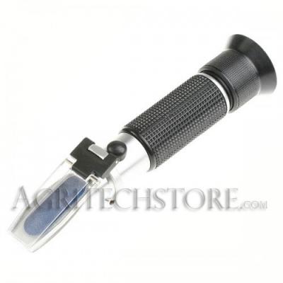 Refractómetro óptico MR100 ATC -Salinita'Piscina-