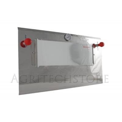 Panel de vidrio esmaltado para Asador Brescia 120 cm. A514
