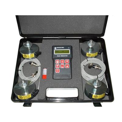 Sistema de Pesaje Electrónico Weighter FÁCIL 4 celdas