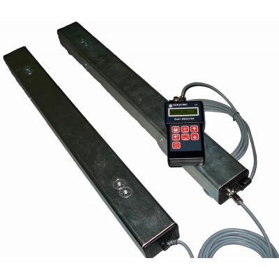 Sistema de Pesaje Electrónico Weighter FÁCIL con largueros