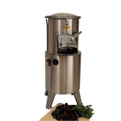 Lavadora-Limpiadora de mejillones Mytilus acero inoxidable