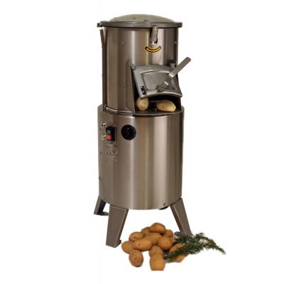 Peladora de patatas Profesional de Acero inoxidable Kg.8