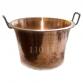 Caldera - Caldera de cobre de 110 litros