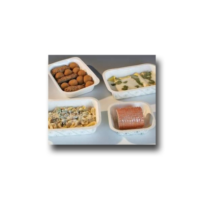 Paquete de 150 BANDEJAS 6/8 porciones