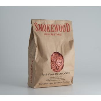 Virutas de madera de cerezo aromatizantes