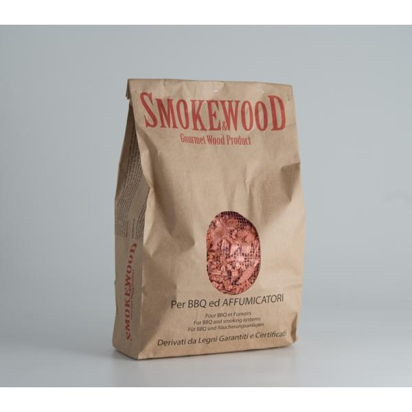 Virutas aromatizantes de madera de cerezo