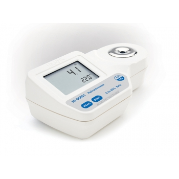Refractómetro digital 0-85% Brix HI 96801
