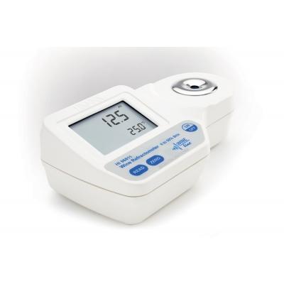 Refractómetro digital 0-50% Brix HI 96811
