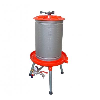 Hidro Prensa de Aluminio 40 Litros