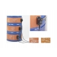 Calentadores metálicos para barriles de 200 litros 180x1665