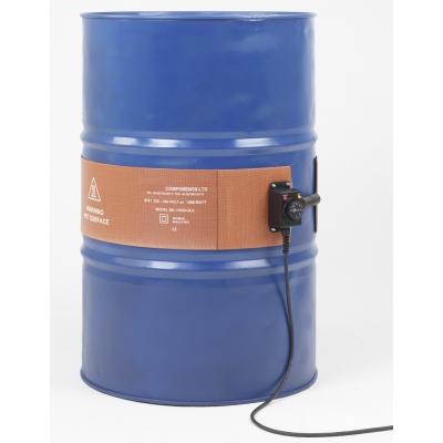 Calienta barriles metálico de 50 litros 125x940
