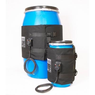 Calienta barriles de de plástico de 50 litros 460x1250