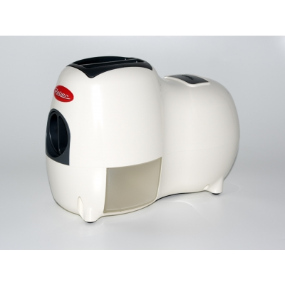 Ralladora eléctrica FIDO blanca / gris 9250N