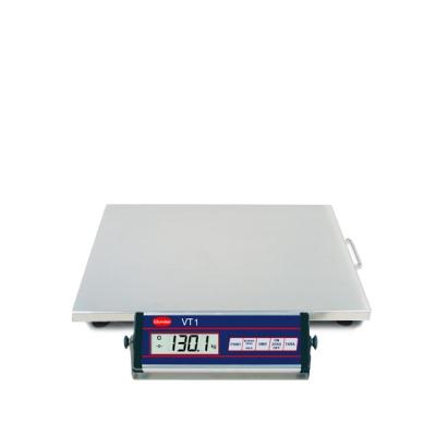 Báscula VT1 60/150 kg INOX de acero inoxidable - Capacidad 150 Kg