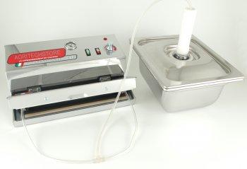 Sistema de cocción al vacío de S & W Vacuum Box Agritech Allhadin
