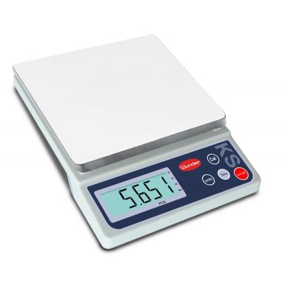 Balanza de Mesa Inox Capacidad 0,6 Kg KS 600