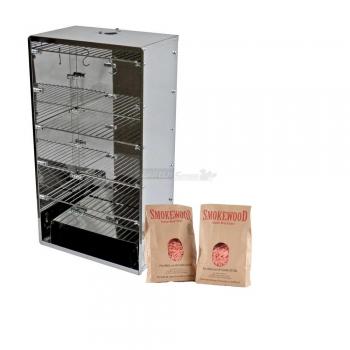 Ahumador Alimenticio 10030N kit de montaje