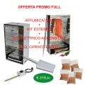 Ahumador Oferta + KIT externo + 6 Kg.Virutas prensadas