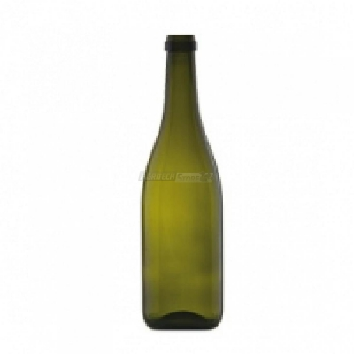 Botella Emiliana  75 cl. Tapón de  corona