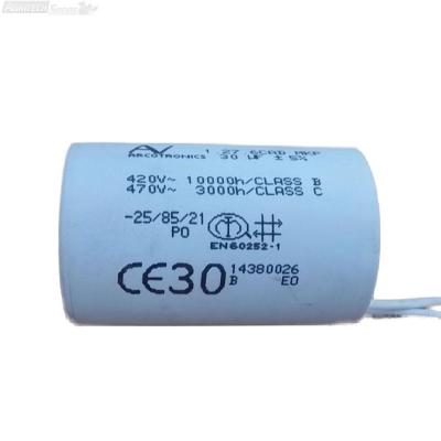 Condensador para Motorreductor Reber de 0,80 HP