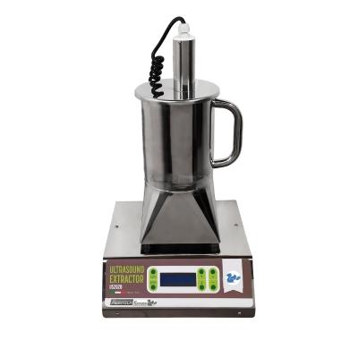 Extractor ultrasónico de 2 litros con pantalla