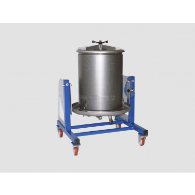 Hidro Prensa de Aluminio de 80 Litros