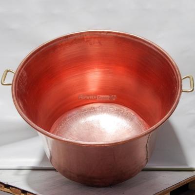 Caldera - Caldera de cobre de 100 litros