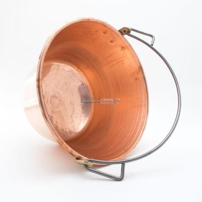 olla de cobre de 40 litros