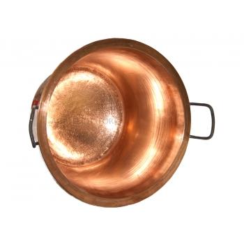 Caldera - Caldera de cobre de 200 litros