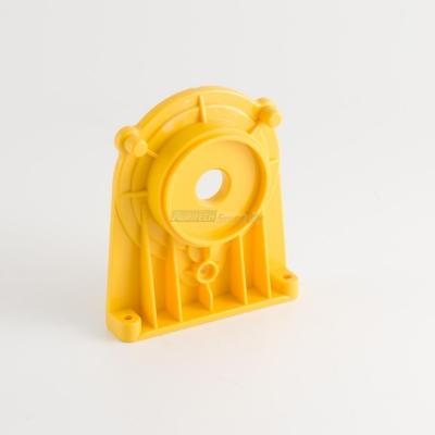Soporte-brida del motor Ralladora Fido amarillo