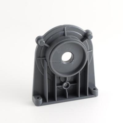 Soporte-brida del motor Ralladora Fido gris