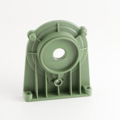 Soporte-brida del motor Ralladora Fido verde