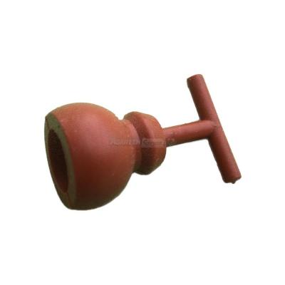 válvula de doble cubierta de policarbonato Gastronorm